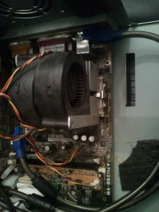 Silverado CPU kjøler