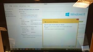 running windows 8.1 pro