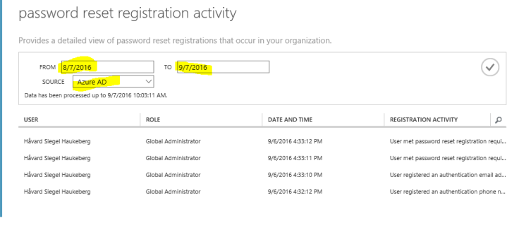 report-of-users-registered-in-azure-ad-for-self-service-password-reset