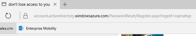 routed-to-account-setup-in-azure-ad