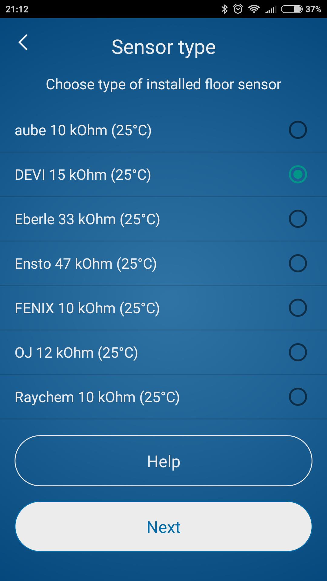 screenshot 2016 11 30 21 12 46 265 com danfoss devi smartapp h vard siegel haukeberg. Black Bedroom Furniture Sets. Home Design Ideas