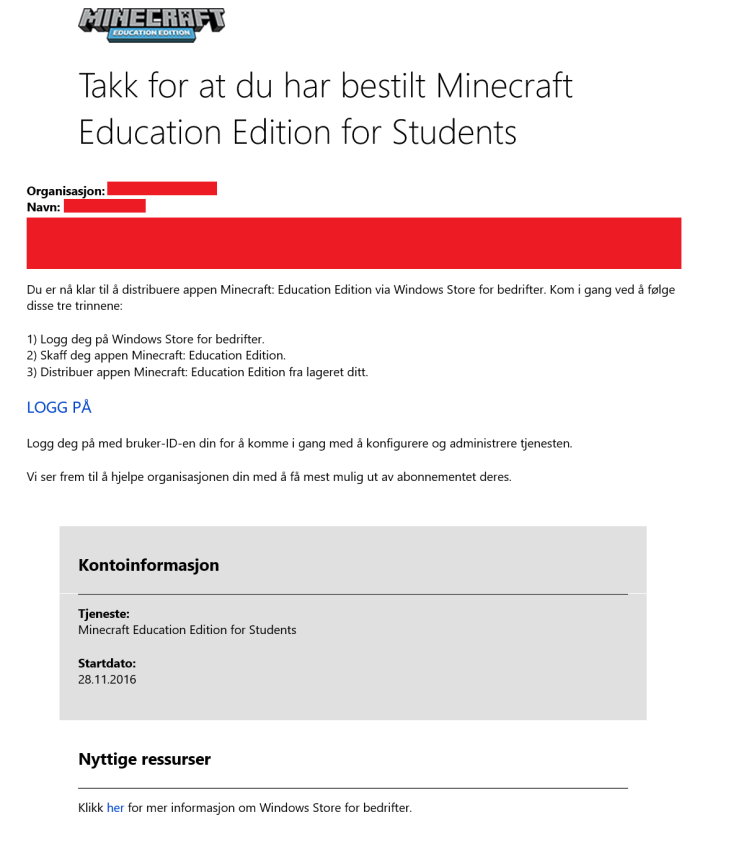 activation-mail-minecraft-students